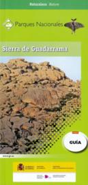 Wandelkaart Sierra de Guadarrama Parques Nacionales  + gids | CNIG | 1:25.000 | ISBN 9788441648586