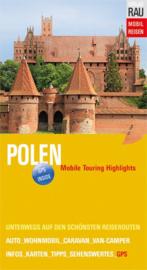 Campergids Polen - Mit dem Wohnmobil nach Polen | Werner Rau Verlag | Mobile Touring Highlights | ISBN 9783926145734