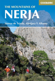 Wandelgids The mountains of Nerja - Andalusie | Cicerone | ISBN 9781852847548