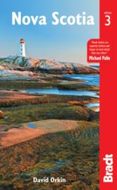 Reisgids Nova Scotia  - Canada | Bradt | ISBN 9781784770402