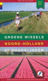 Wandelgids Groene wissels Noord-Holland | Gegarandeerd Onregelmatig | ISBN 9789078641575
