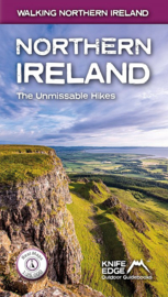 Wandelgids Northern Ireland - The Unmissable Hikes | Knife Edge Outdoor | ISBN 9781912933129