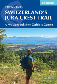 Wandelgids Switzerland's Jura Crest Trail | Cicerone | ISBN 9781852849450