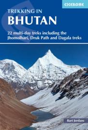 Wandelgids Bhutan - a trekker's guide | Cicerone | ISBN 9781852849191