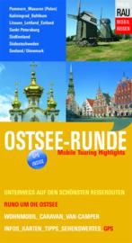 Kampeergids Oostzeeronde - Ostsee-Runde | Werner Rau Verlag | ISBN 9783926145888
