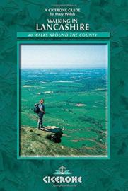Wandelgids Walking in Lancashire | Cicerone | ISBN 978185284439