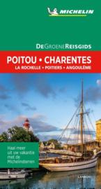 Reisgids Poitou-Charentes | Michelin Groene Gids  | (Poitiers - La Rochelle - Royan - Angoulême) | ISBN 9789401448666