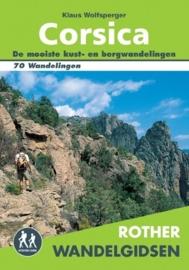 Wandelgids Corsica | Elmar / Rother Korsika | Nederlandstalig | ISBN 9789038920061