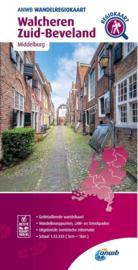 Wandelkaart Walcheren - Zuid Beveland | ANWB | 1:33.333 | ISBN 9789018046651
