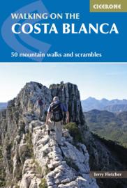 Wandelgids Walking on the Costa Blanca | Cicerone | ISBN 9781852847517