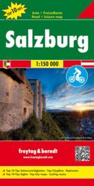 Wegenkaart Freytag & Berndt Salzburg 1:150.000 | ISBN 9783707915266