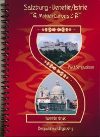 Fietsgids Onbegrensd Fietsen van Salzburg naar Venetië & Istrië | Benjaminse | ISBN 9789077899151