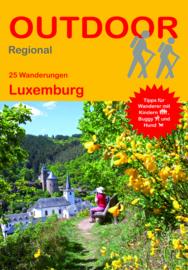 Wandelgids Luxemburg |  Conrad Stein Verlag | ISBN 9783866864600