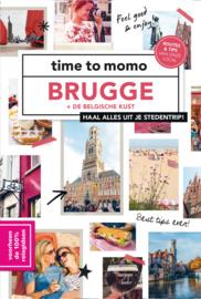 Reisgids Brugge - time to momo | Mo'Media 100% | ISBN 9789493195172