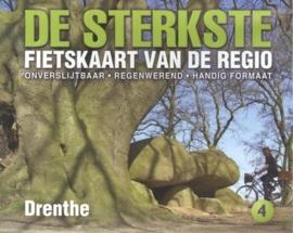 Fietskaart De sterkste fietskaart van de regio : Drenthe | Buijten & Schipperheijn | 1:50.000 | ISBN 9789058817099