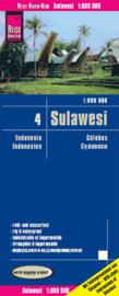 Wegenkaart Sulawesi | Reise Know how | 1:800.000 | ISBN 9783831774210