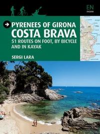 Wandelgids - Fietsgids - Kanogids Pyrenees of Girona - Costa Brava | Triangle Postals | ISBN 9788484786764