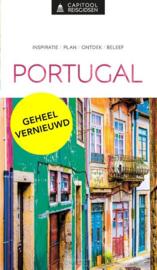 Reisgids Portugal met Madeira en de Azoren | Capitool | ISBN 9789000369058