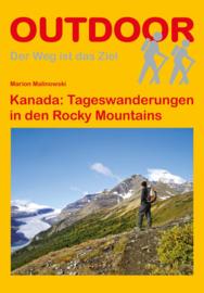 Wandelgids Canada: Tageswanderungen in den Rocky Mountains | Conrad Stein Verlag | ISBN 9783866864078
