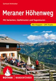 Wandelgids Meraner Höhenweg | Rother Bergverlag | ISBN 9783763345649