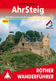 Wandelgids AhrSteig mit Rotweinwanderweg und Ahr-Radweg | Rother | ISBN 9783763344666