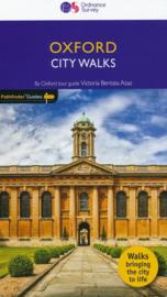 Stadsgids Oxford | Crimson City Walks | ISBN 9780319091173