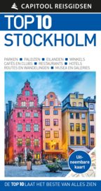 Stadsgids Stockholm | Capitool Top10 | ISBN 9789000362721
