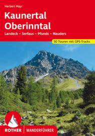 Wandelgids Kaunertal - Oberinntal / Landeck – Serfaus – Pfunds – Nauders | Rother Verlag | ISBN 9783763340279