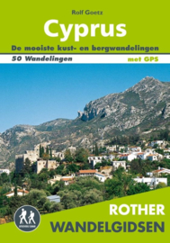 Wandelgids Cyprus | Elmar - Rother | ISBN 9789038926834