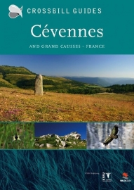 Natuurgids-Wandelgids Cevennen and Grand Causses | CrossBill Guides | ISBN 9789491648052