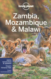 Reisgids Zambia, Mozambique & Malawi | Lonely Planet | ISBN 9781786570437