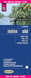 Wegenkaart Zuid India | Reise Know How | 1:1,2 miljoen | ISBN 9783831770847