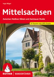 Wandelgids Mittelsachsen | Rother Verlag | ISBN 9783763345717