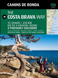 Wandelgids - Trekkinggids GR 92 The Costa Brava Way - Camins de Ronda | Triangle Postals | ISBN 9788484784197