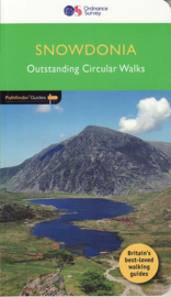Wandelgids Snowdonia - Wales | OS - Pathfinder | ISBN 9780319090145