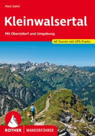 Wandelgids Kleinwalsertal | Rother Verlag | ISBN 9783763345595