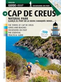 Reisgids - wandelgids Cap de Creus - Engelstalig | Triangle Postals | ISBN 9788484786870
