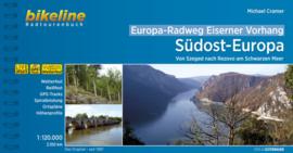 Fietsgids Europa Radweg - Eiserner Vorhang 5 Südost-Europa - 2100 km | Esterbauer - Bikeline | ISBN 9783850007573