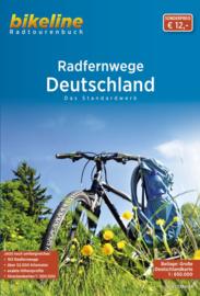 Fietsgids Duitsland - Deutschland Radfernwege | Bikeline | ISBN 9783850008587