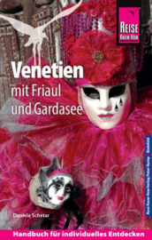 Reisgids Friaul, Venetien, Gardasee | Reise Know How | ISBN 9783831733002
