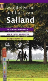 Wandelgids Wandelen in het hart van Salland | Gegarandeerd Onregelmatig | ISBN 9789078641315
