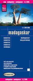 Wegenkaart Madagascar | Reise Know How | 1:2 miljoen | ISBN 9783831773879