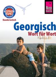 Taalgids Georgisch – Duits – Wort für Wort | Reise Know-How Verlag | ISBN 9783831764846