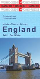 Kampeergids Mit dem Wohnmobil nach England - Het Zuiden - Campergids England - der Süden | Womo 46 | ISBN 9783869038919