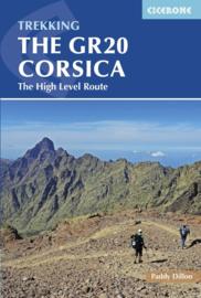 Wandelgids GR20 Trekking the GR 20 Corsica | Cicerone | ISBN 9781852848521