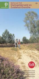 Wandelkaart Dwingelderveld en Zuidwest Drenthe | Falk 39 - Staatsbosbeheer  | 1:25.000 | ISBN 9789028703872