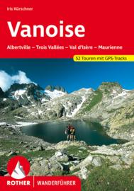 Wandelgids Vanoise | Rother Verlag | Albertville – Trois Vallées – Val d`Isère – Maurienne | ISBN 9783763343041