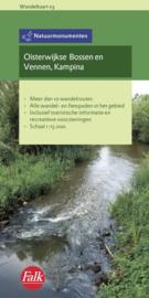 Wandelkaart 03 Natuurmonumenten Oisterwijkse Bossen en Vennen, Kampina | Falk | 1:15.000 | ISBN 9789028725317