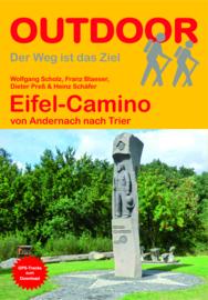 Wandelgids Eifel Camino : van Andernach naar Trier | Conrad Stein Verlag | ISBN 9783866864894