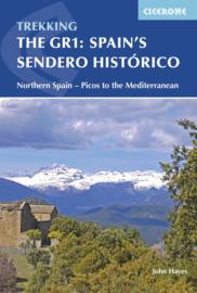Wandelgids GR 1 : Spain's Sendero Historico | Cicerone  |  ISBN 9781852845698